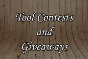 Tool & Woodworking Contests