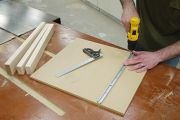 Building A Simple Crosscut Sled for Table Saw