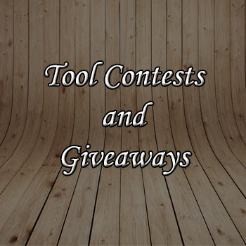 Woodworking Tool Contests