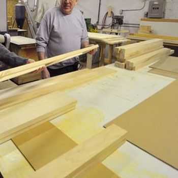woodworking outsourcing