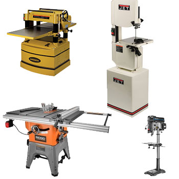 woodworking stationary tools
